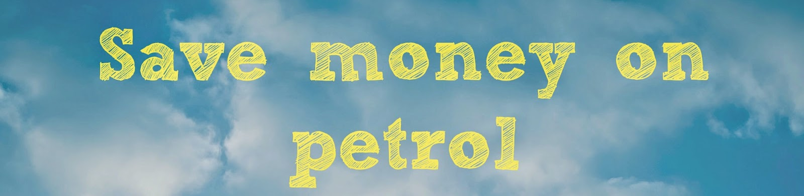 save money on petrol