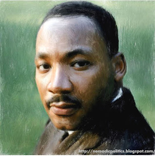Martin Luther King Nomadic Politics