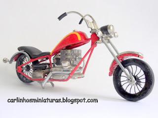 Decoração tema motos