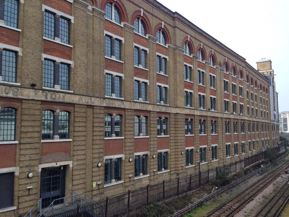 William Whiteley's Depository, Kensington Olympia, London