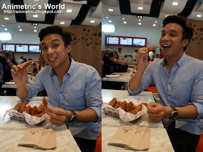 Scott Tan of Bonchon Chicken
