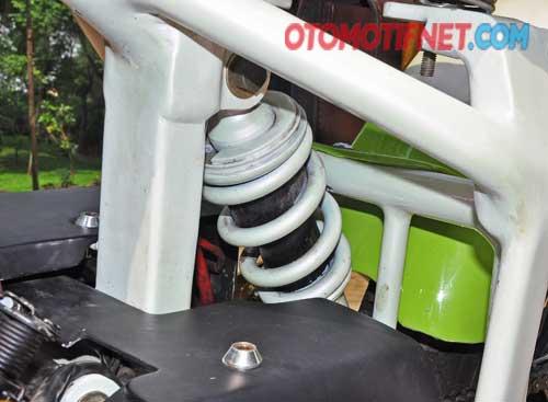 Foto Modifikasi Yamaha Scorpio Z, Gaul n Keren Puol