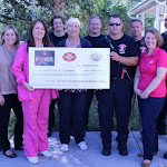 Titusville F.D. Raises Funds For Parrish Medical Center Cancer Care