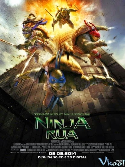 Phim Ninja Rùa - Teenage Mutant Ninja Turtle