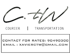 COURIER AND TRANSPORTATION