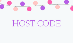 ONLINE HOST CODE
