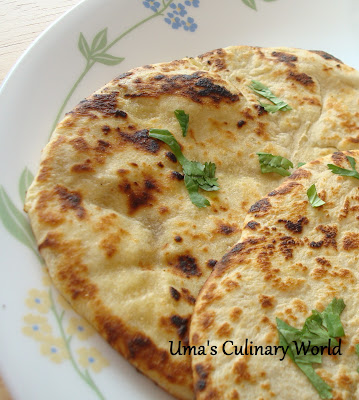 naan without yeast