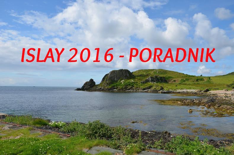 Islay 2016 - PORADNIK