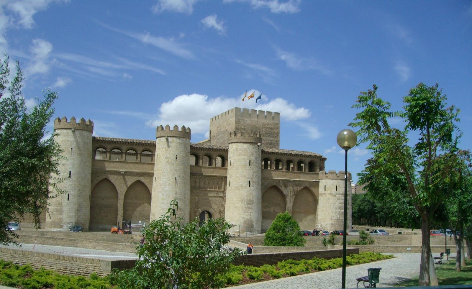 visita virtual palacio de las cortes:
