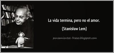 frases de Stanislaw Lem