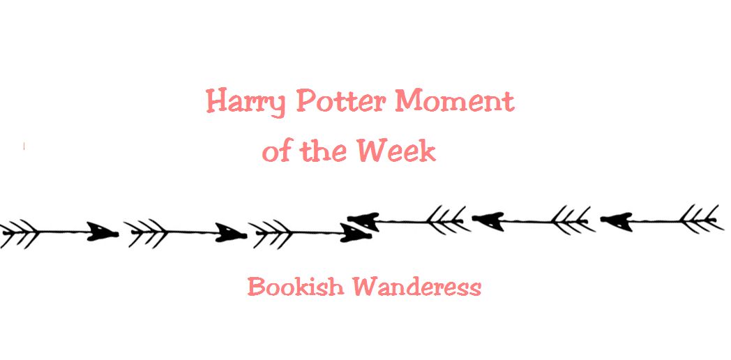 Harry Potter Moment of the Week Bookish Wanderess