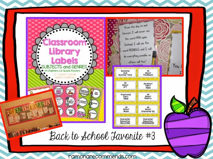 http://www.teacherspayteachers.com/Product/Classroom-or-Home-Library-Labels-and-Quotes-1366348