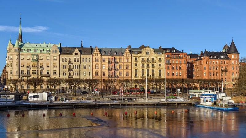 Fredman på Kvarnberget: Tarvlig arkitektur i Stockholm