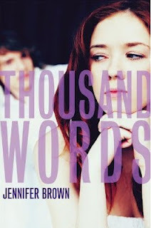 thousand words jennifer brown