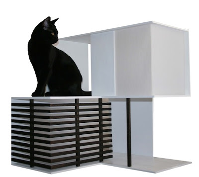 Creative Cat Houses and Cool Cat Bed Designs (21) 13