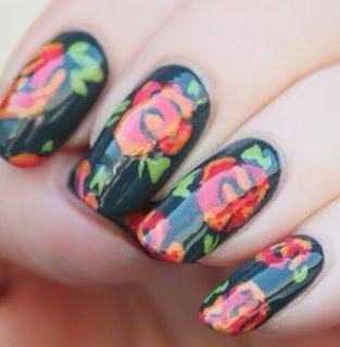moda ; uñas ; decoraciones , pintados , diseños uñas