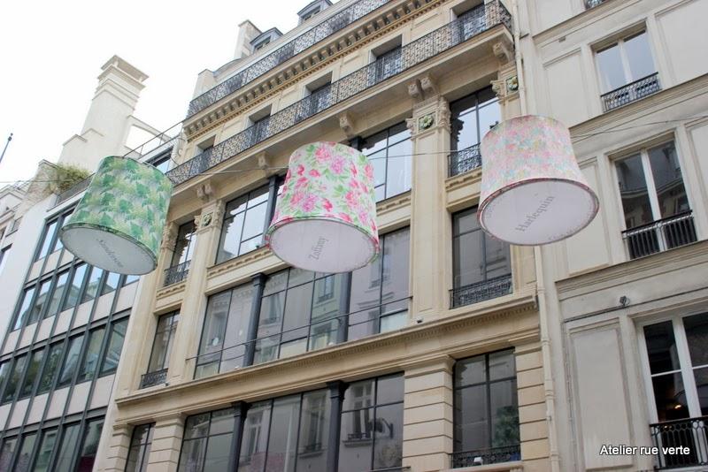 Paris Déco Off 2014 Photo Atelier rue verte, le blog