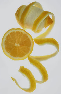 Lemon for remove acne scar