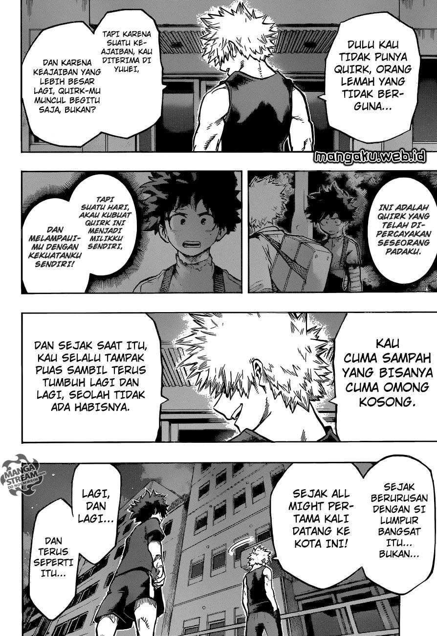 Boku no Hero Academia Chapter 117-4