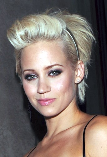 style short edgy hairstyles