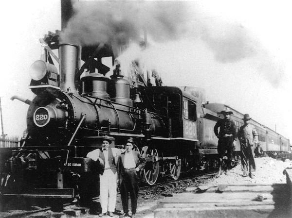 ferrocarril mundial: