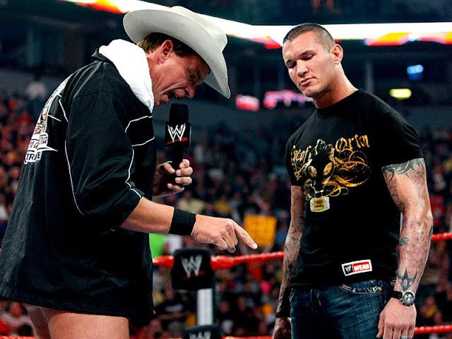JBL and Randy orton