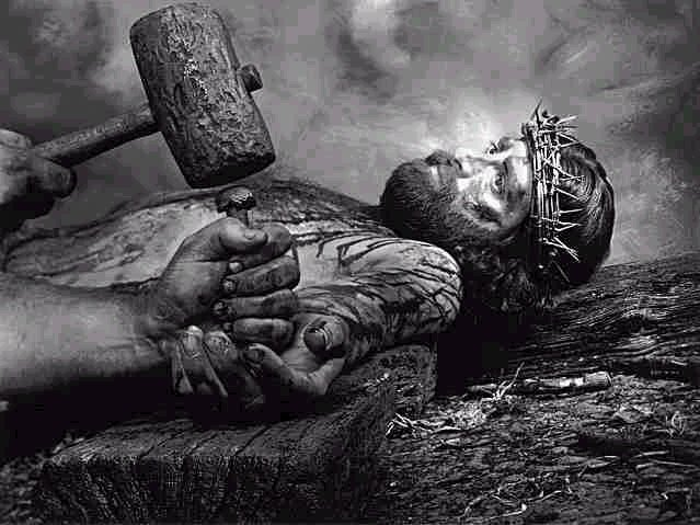 jesus cross pictures. jesus christ on cross clipart