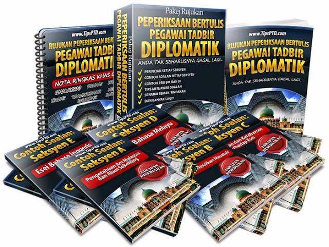 contoh soalan peperiksaan pegawai tadbir diplomatik