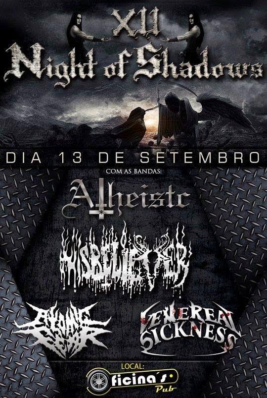 Night Of Shadows !!!