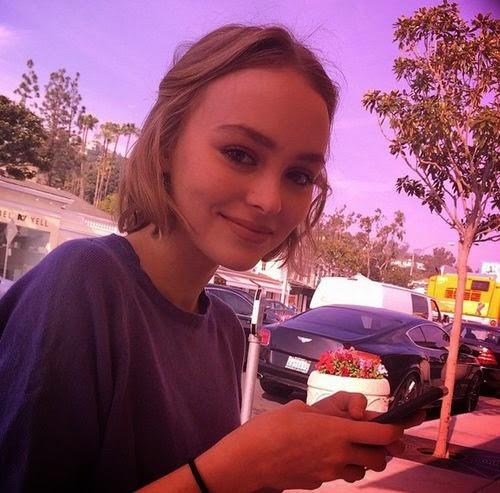 Heute wird sie 16 Jahre alt | Lily-Rose Depp: Die schönsten Bilder der Teenager-Beauty!