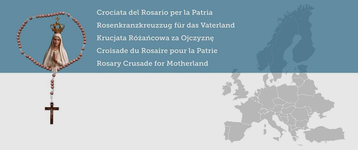 Rosary Crusade for Nations & States of Europe