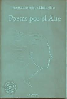 Poetas por el Aire. Segunda antología del Mediterráneo