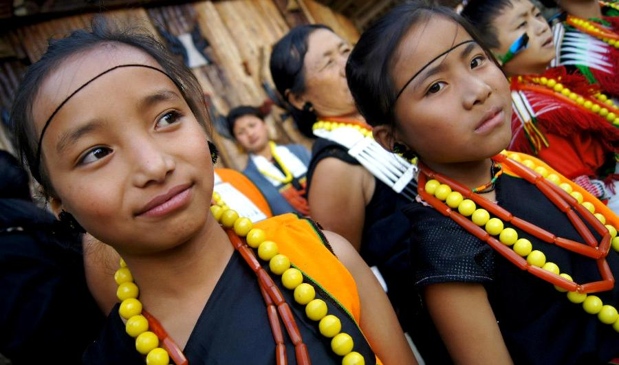 Hornbill Festival, Kohima - Sudeepta Barua photography (© EF News International)