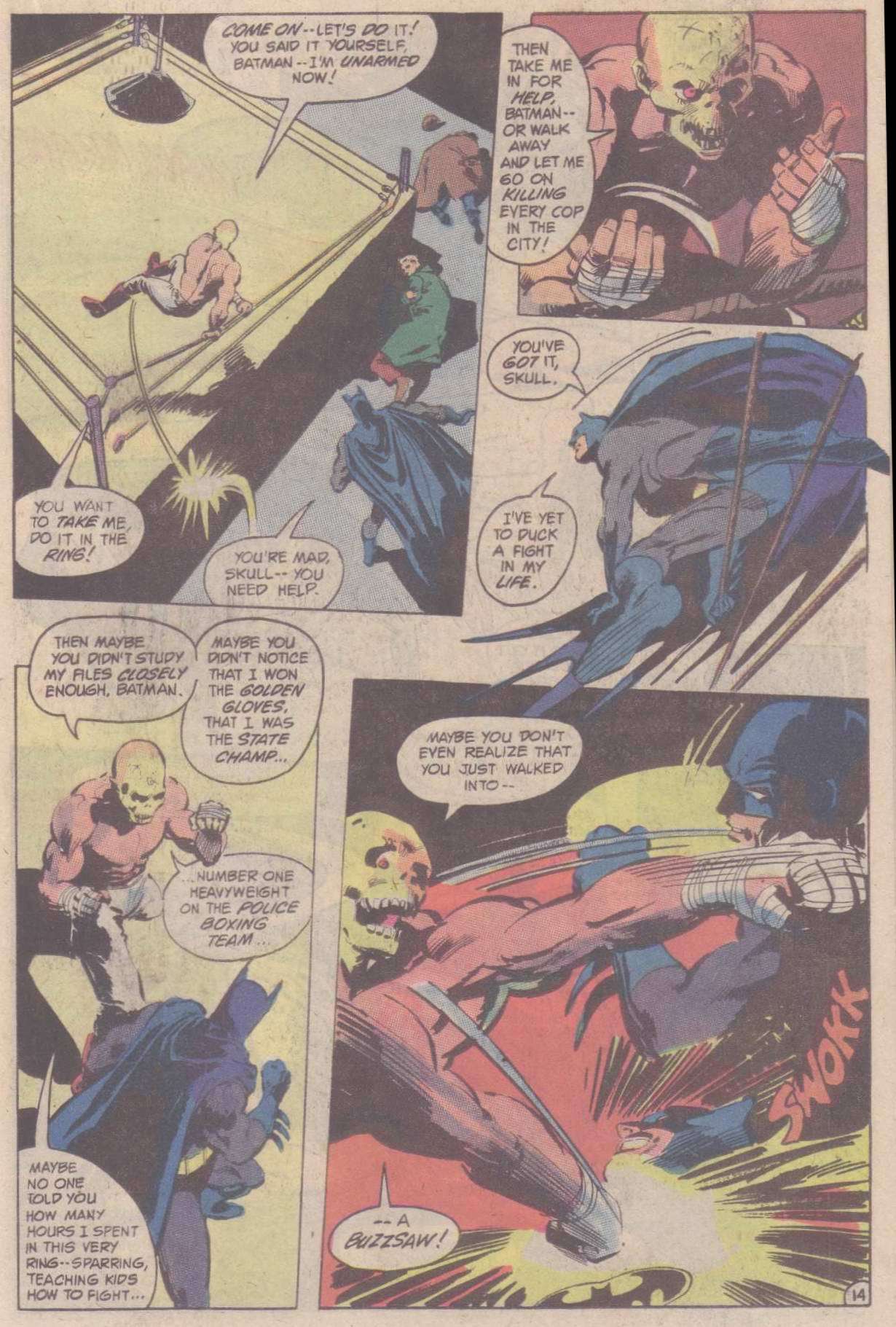 Detective Comics (1937) Issue #528 Page 16