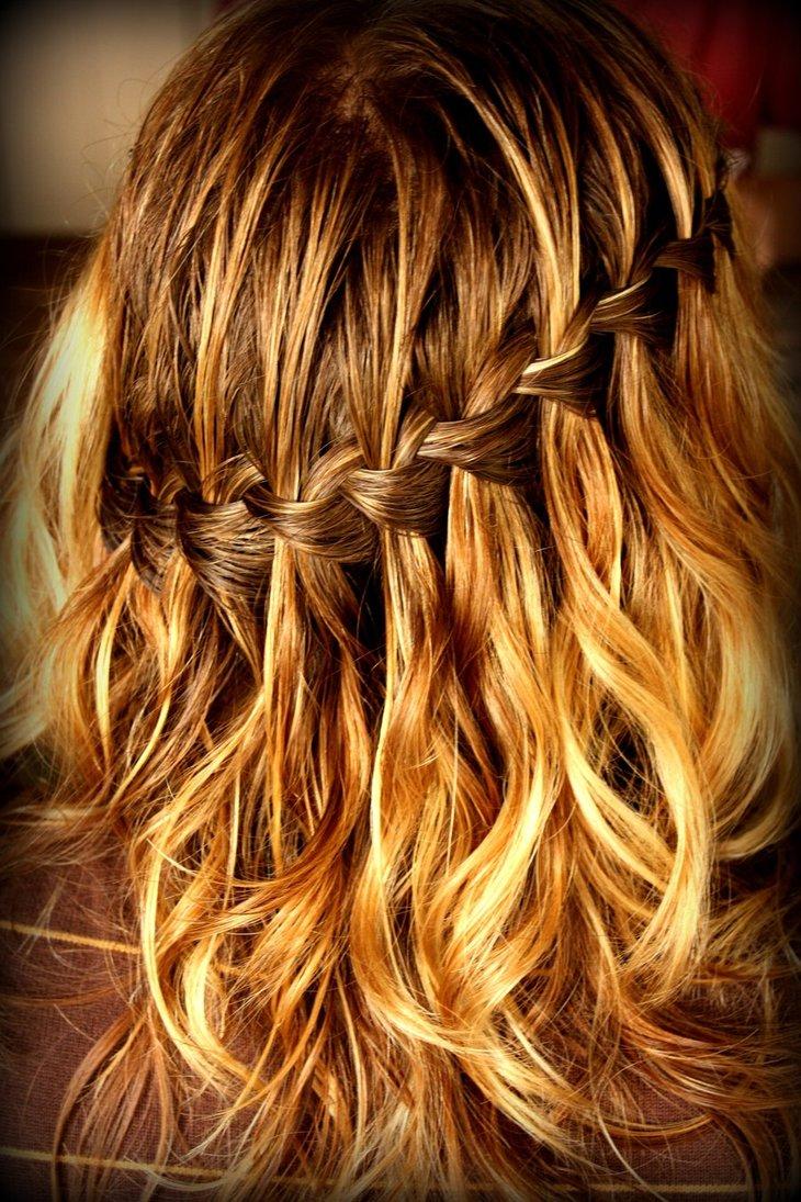MY FASHION TRICKS: 10 Cute Braided Hairstyles!!