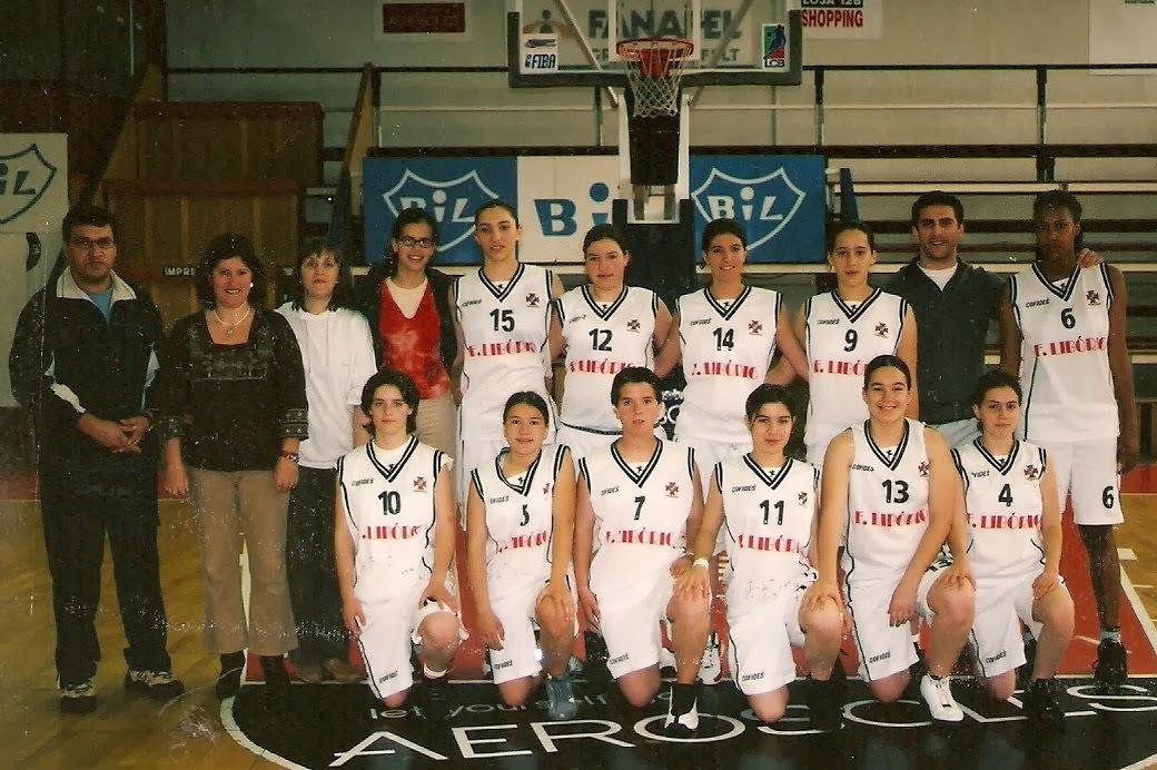 ADOvarense: Sub-16 Fem. 2002/03