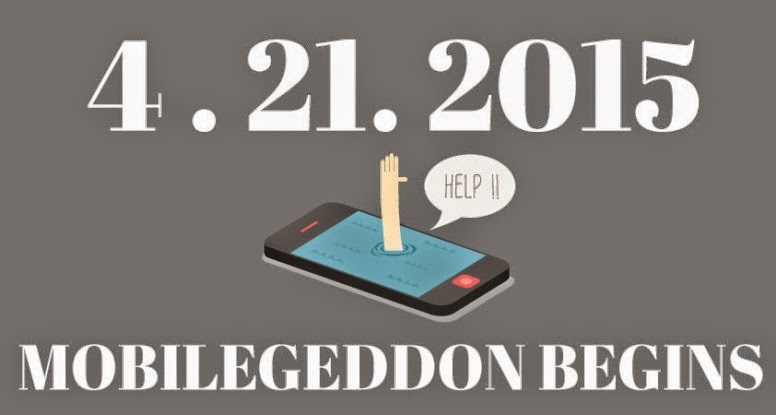 Algoritma Google Terbaru MobileGeddon harus cek mobile friendly dong tong :v