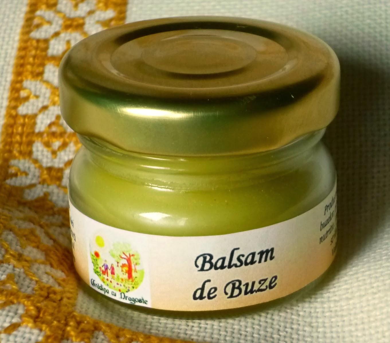 Balsam de Buze -Formula noua
