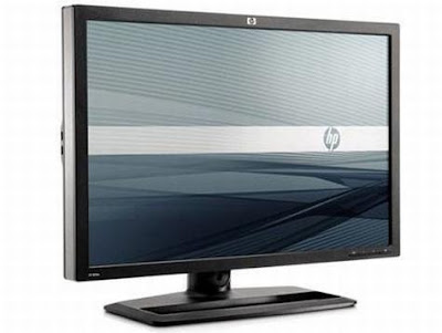 HP ZR30w S-IPS and Compaq S Series