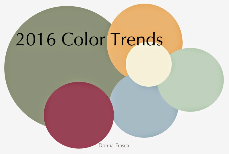 A color specialist in charlotte new colors for 2016 for Show me the color green