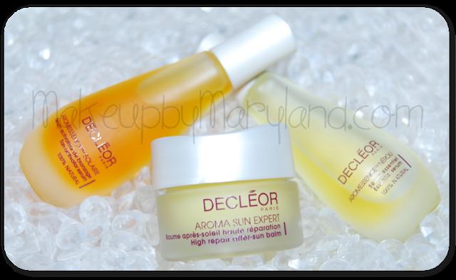 Un duo ideal para el sol, linea Aroma Sun expert de Decleor-188-makeupbymariland
