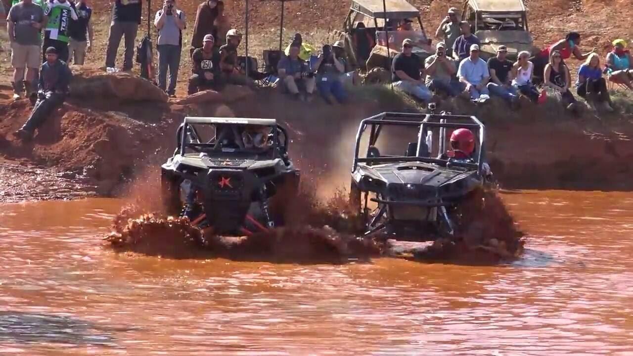 Championship Mud Racing