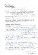 Zaświadczenie lekarskie do opinii o WWR