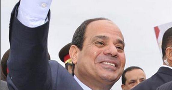 شاهد ماذا حصل اليوم لعبد الفتاح السيسي لحظة وصوله الى مطار القاهرة