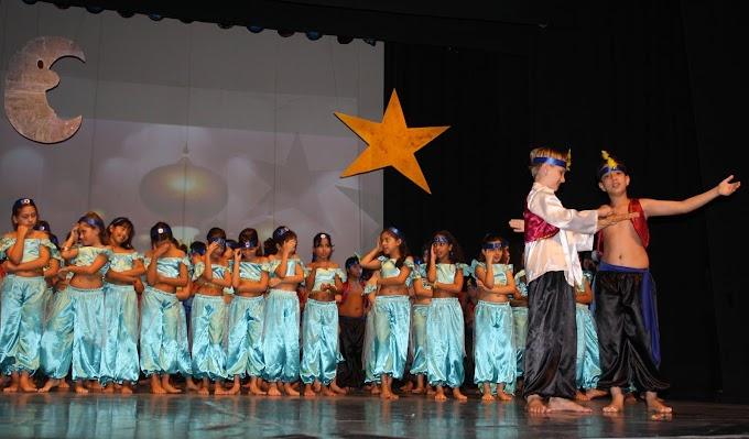 Alunos do Contemporâneo se apresentam no Teatro Alberto Maranhão