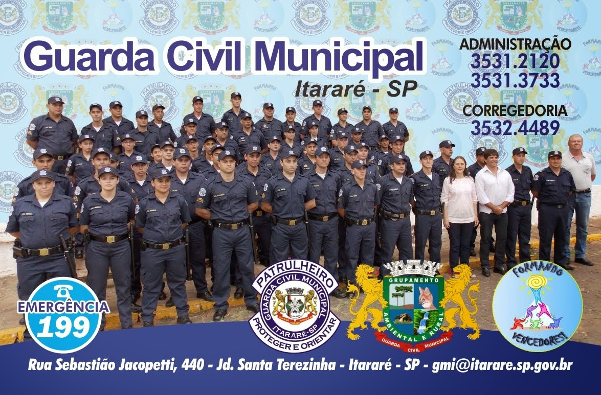 Guarda Civil Municipal de Itararé