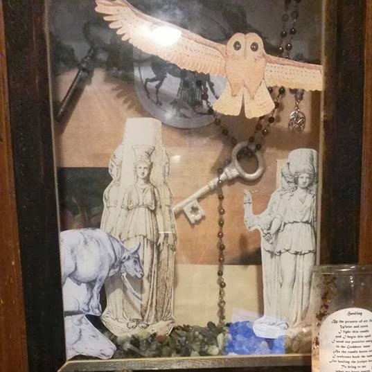 Hecate Threshold Shrine