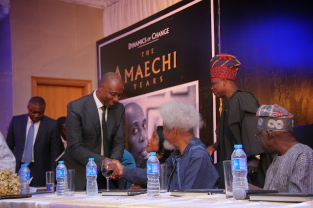 amaechi book launch