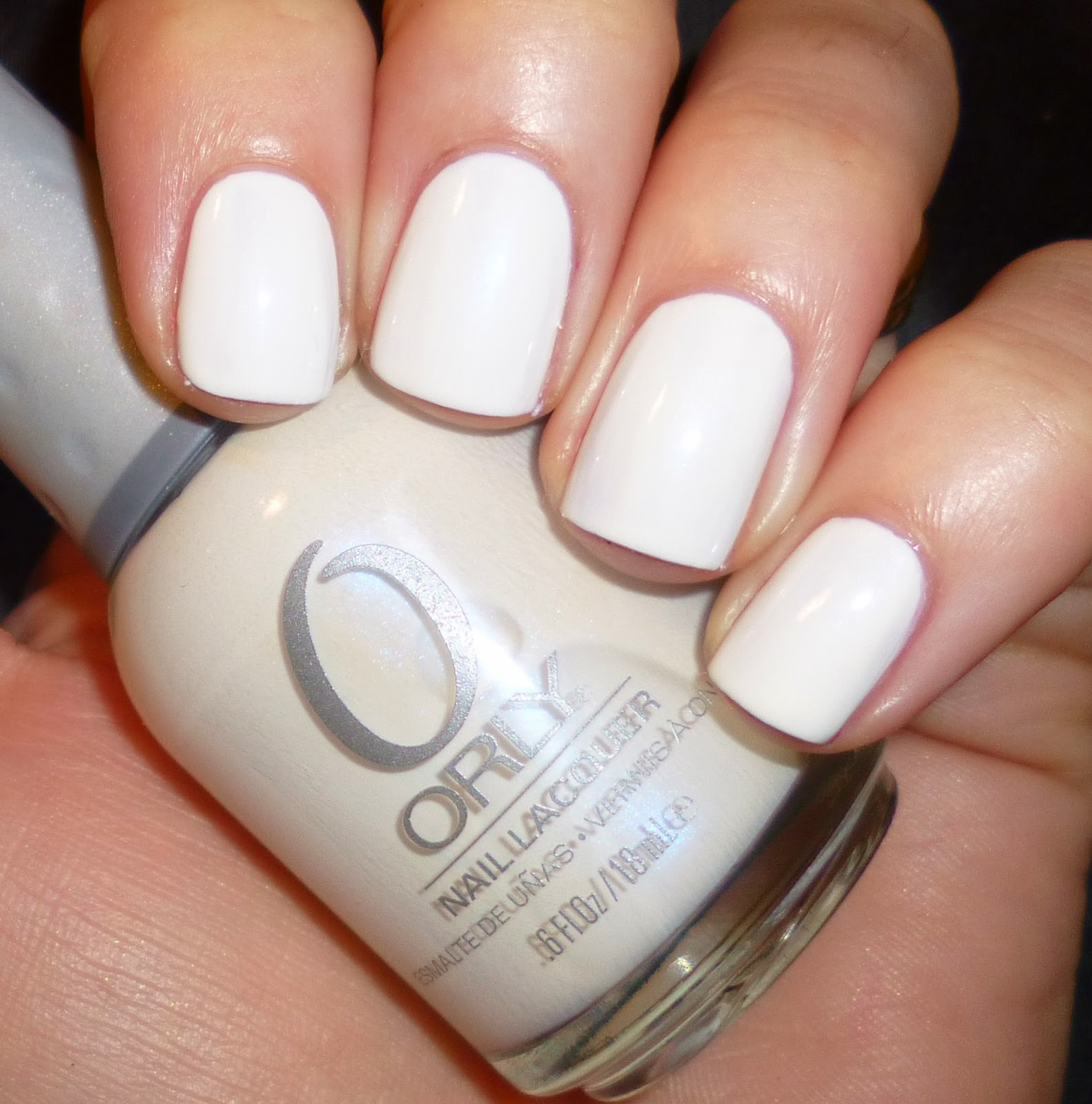 Lou is Perfectly Polished: Swatch: Orly Dayglow