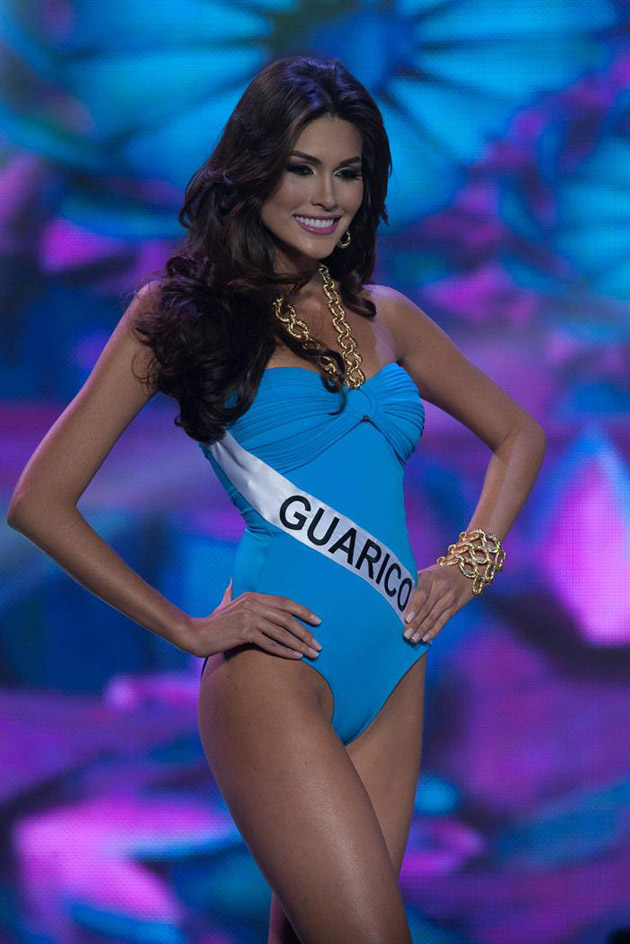 Miss guarico and bikini